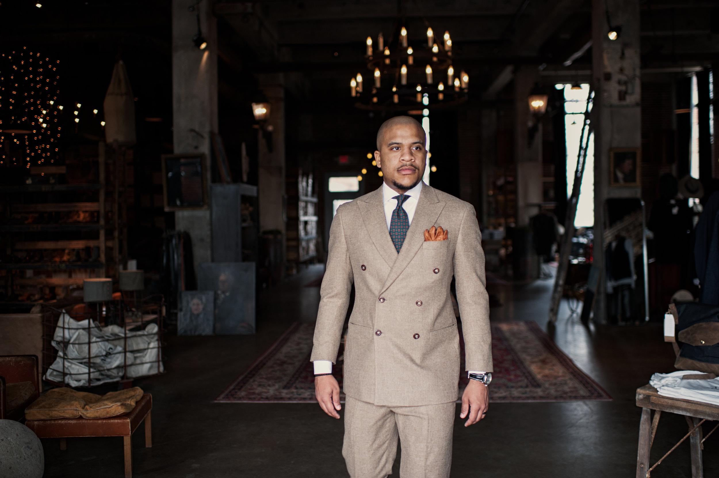 Stitch-It & Co. Custom suits