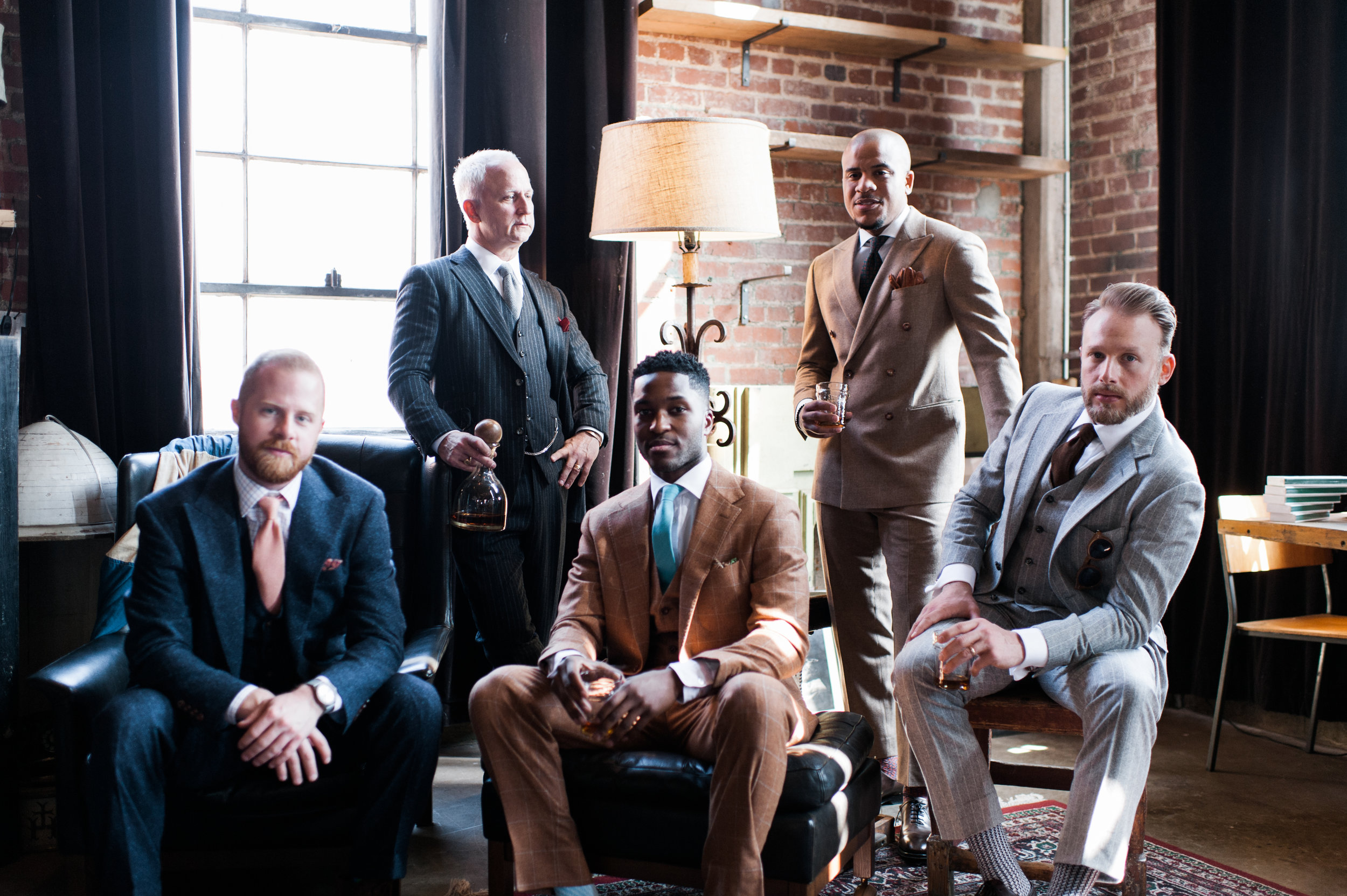 Stitch it & Co custom suits in Nashville at Peter Nappi