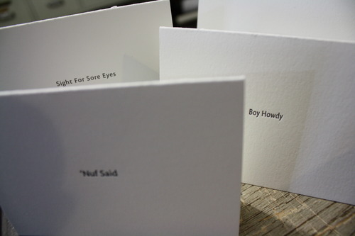 made south greeting cards