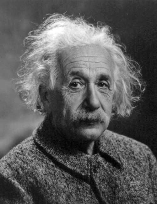 Albert einstein quote technology becomes idiots