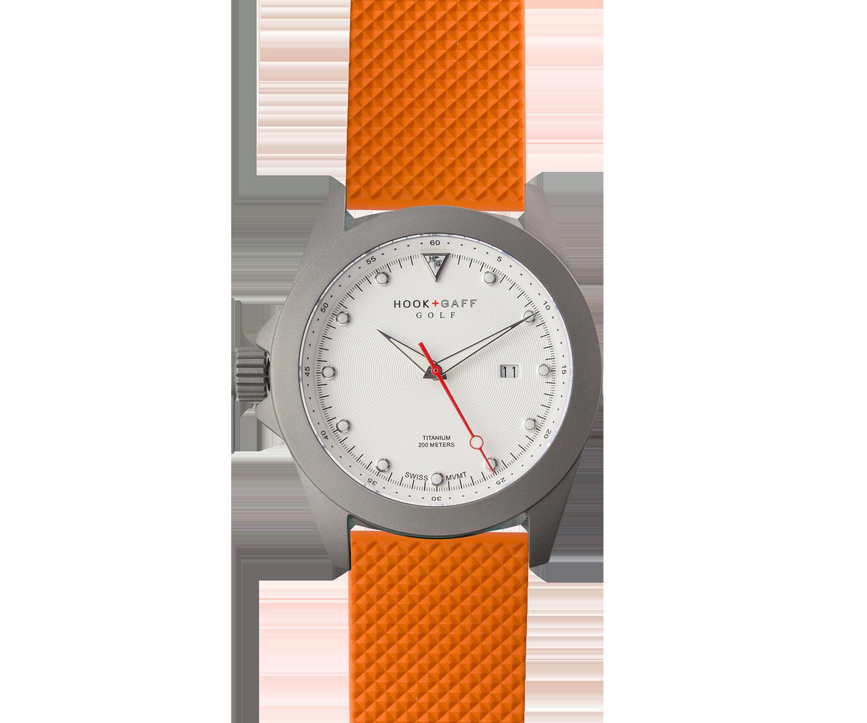 Golf Watch – White Dial