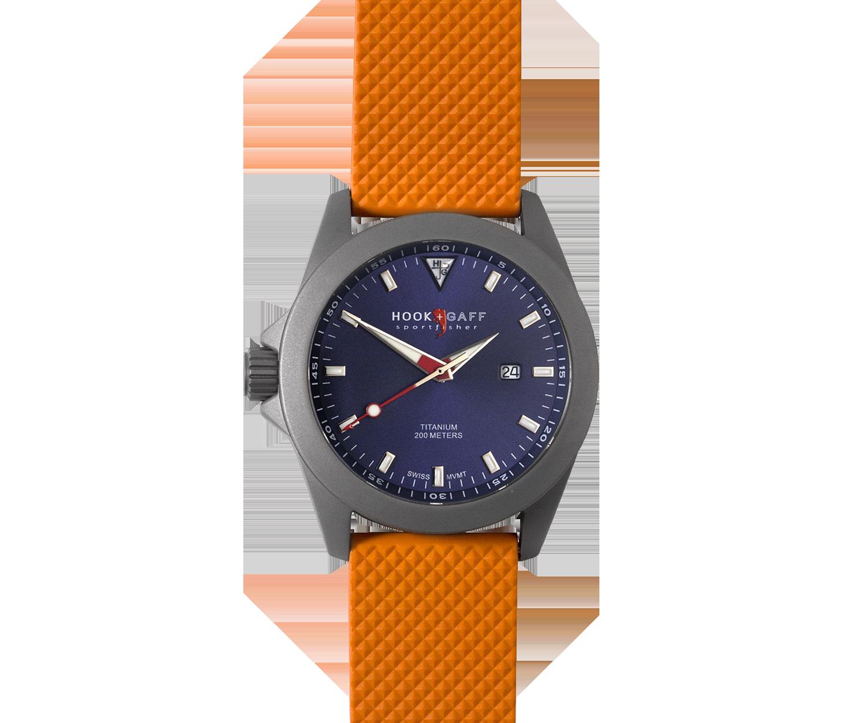 Sportfisher II Classic – Blue Dial