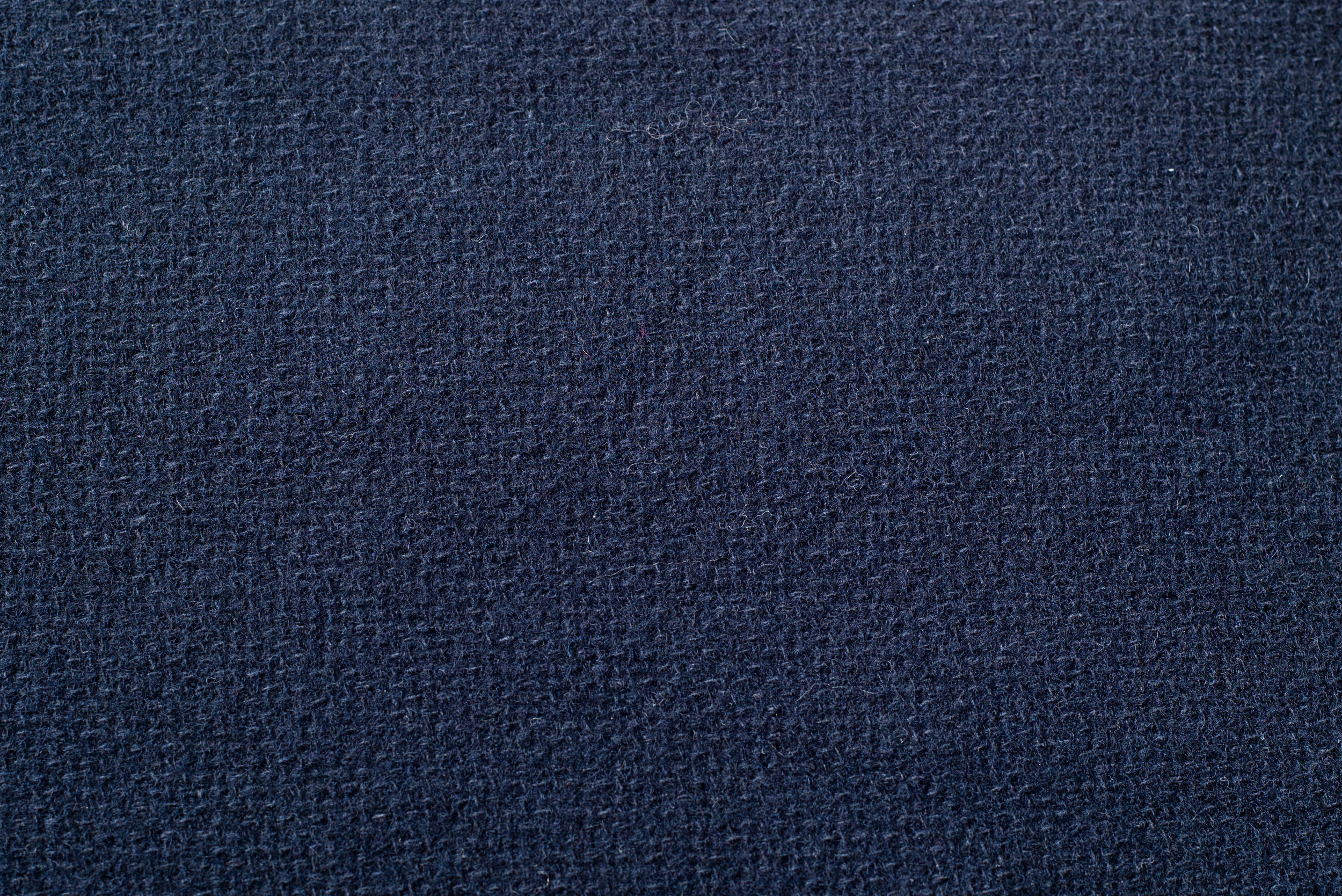 navy wool fabric for a custom suit