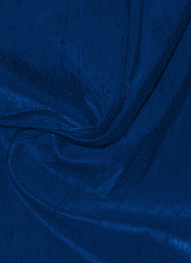 navy silk fabric for a custom suit