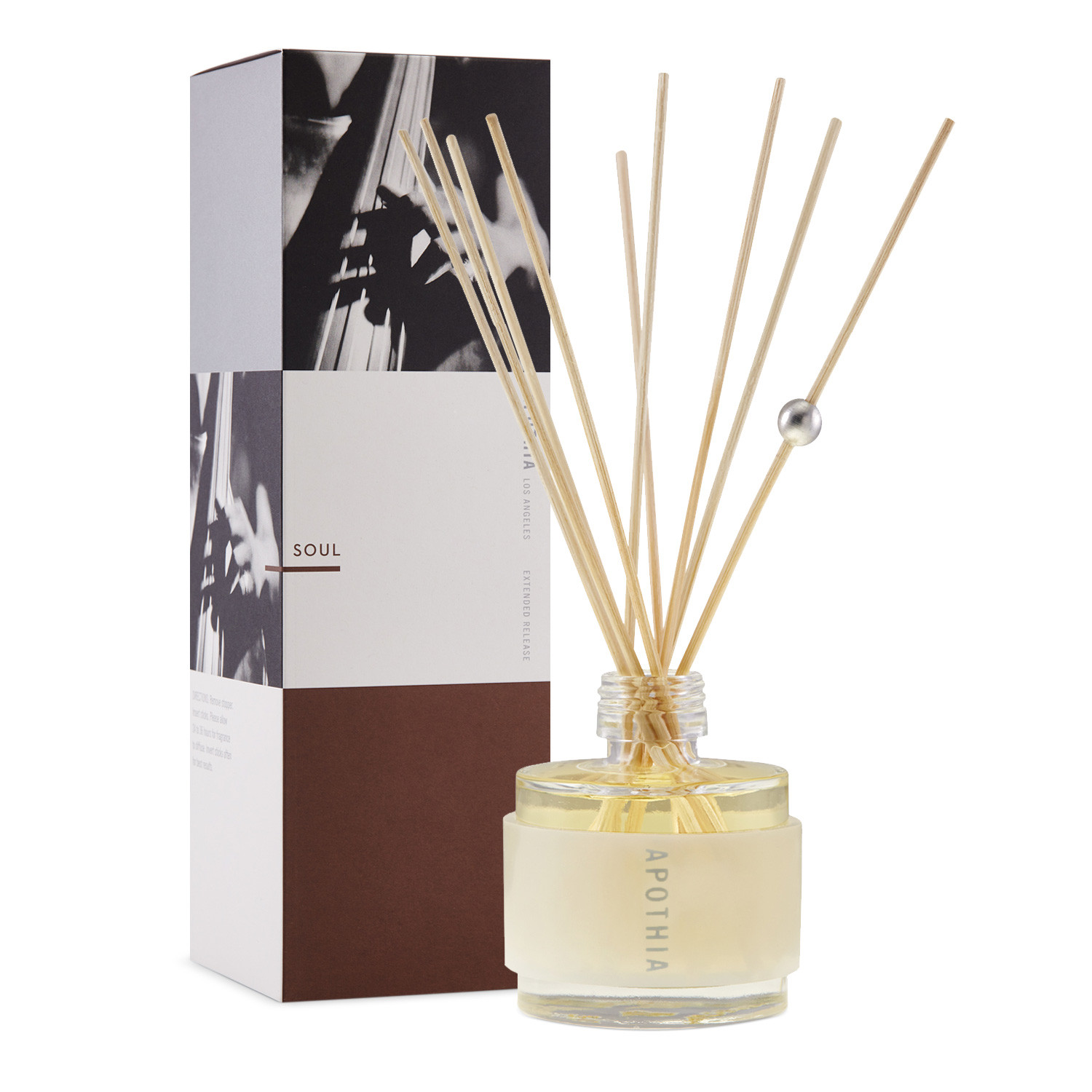 apothia diffuser package for christmas gift