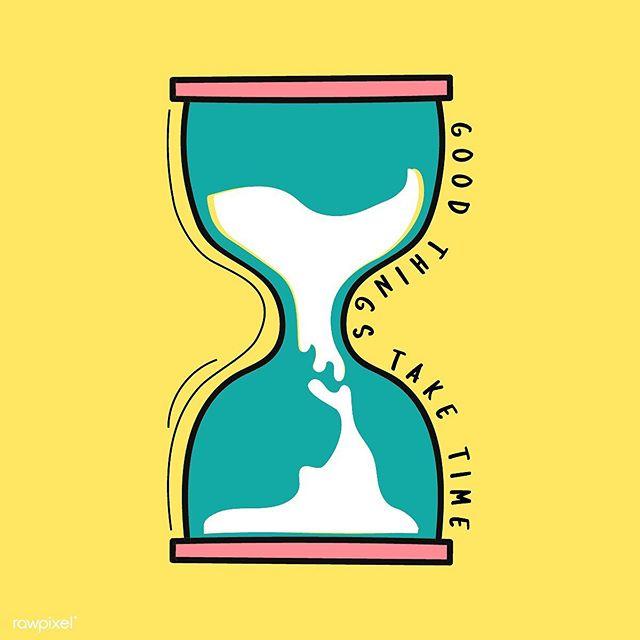 Don't rush it...it's still loading. #message