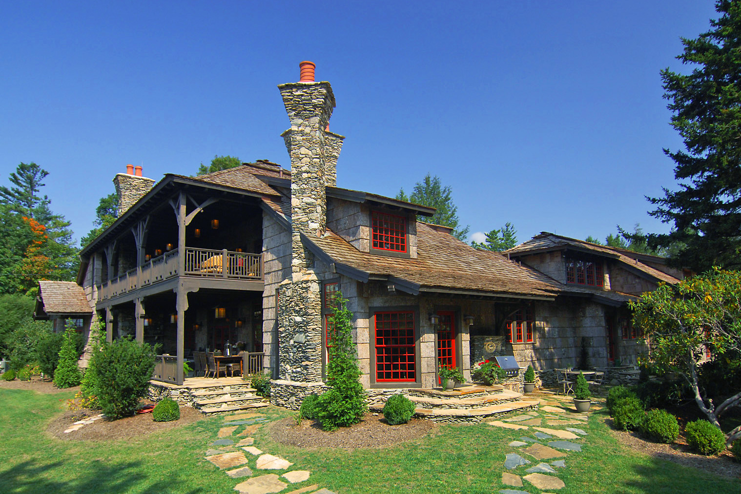 Craft Style Mountain Home