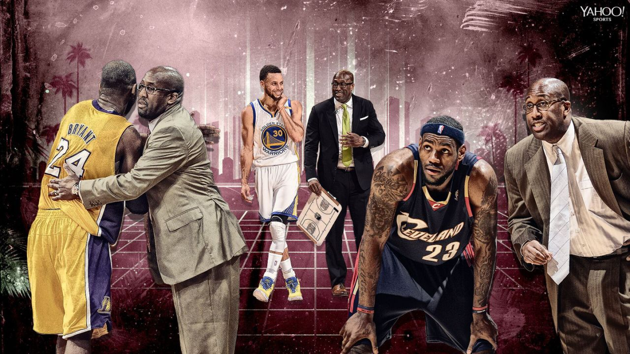 Everyone has a story to tell about NBA journeyman Mike Brown - Yahoo Sports, May 2019tk tk