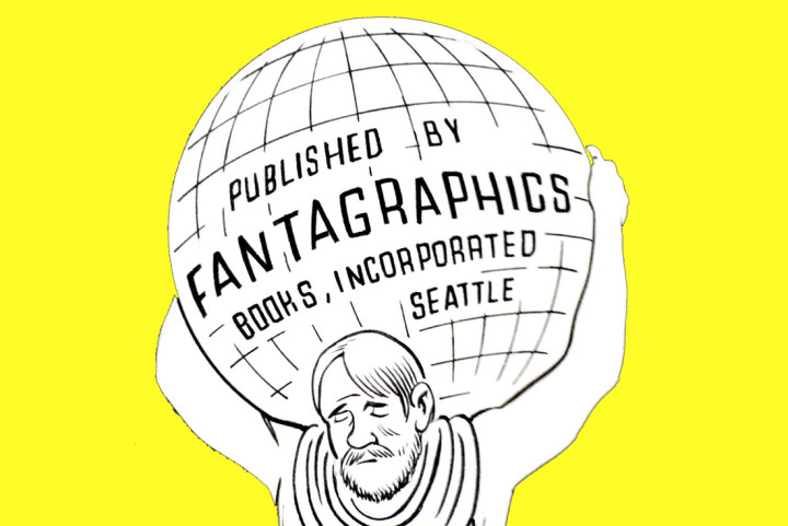 40 years later, Fantagraphics is still the most progressive force in comics - Complex, December 2016tk tk