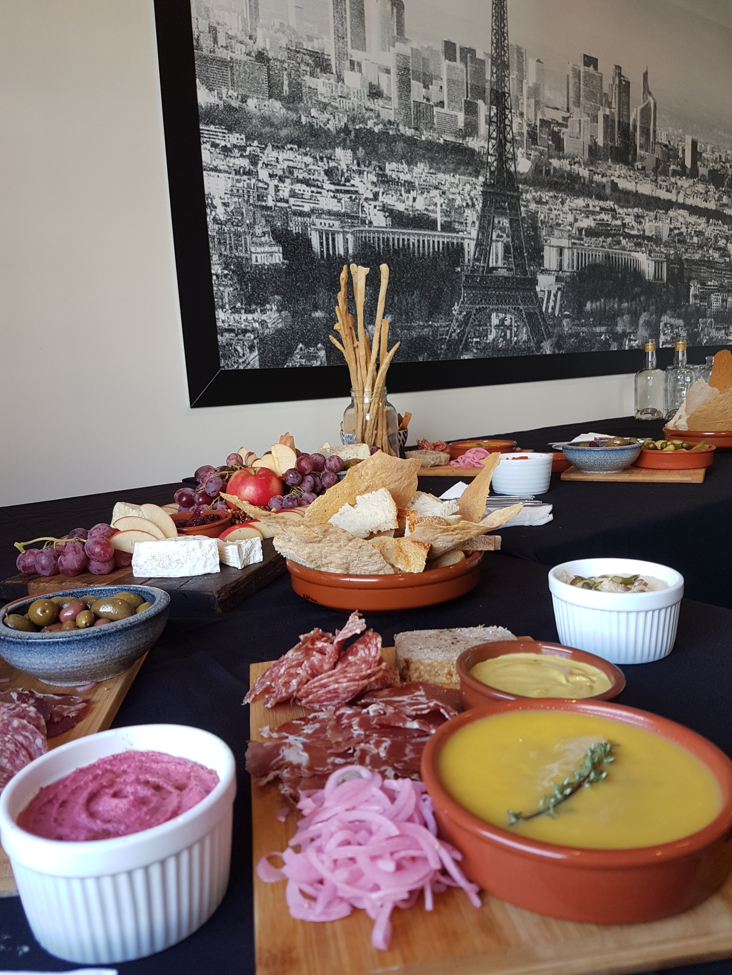 Charcuterie And Cheese - For 1 or for 50…