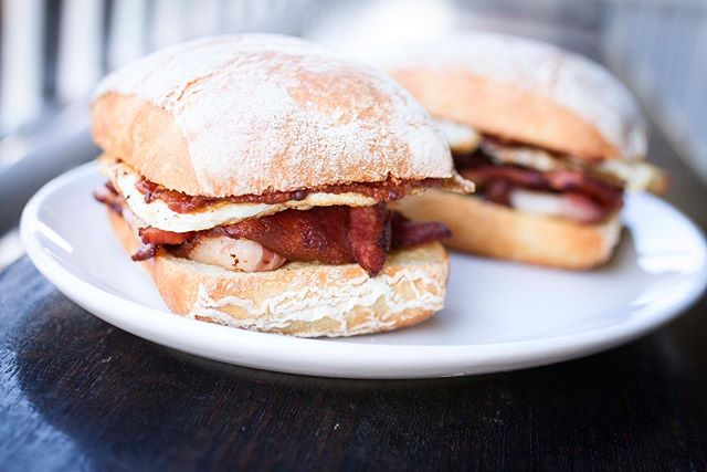 Ready to rock & (egg & bacon) roll?