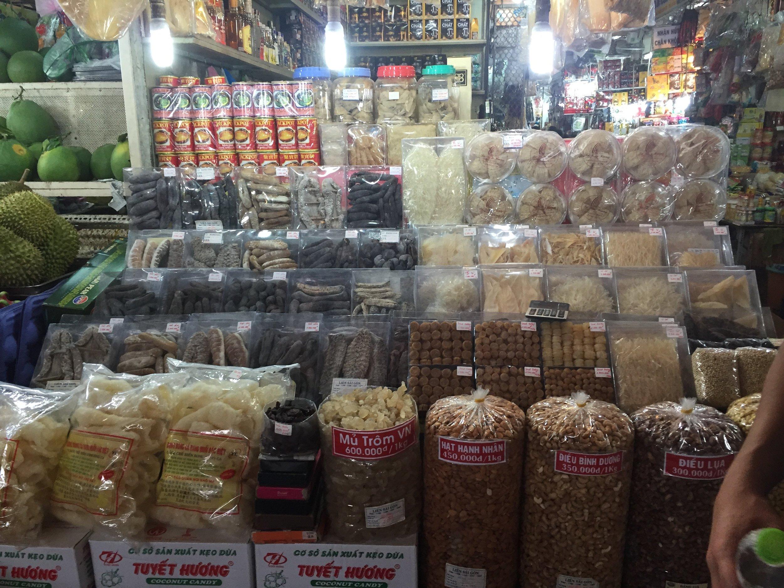 Ben Thanh Markets