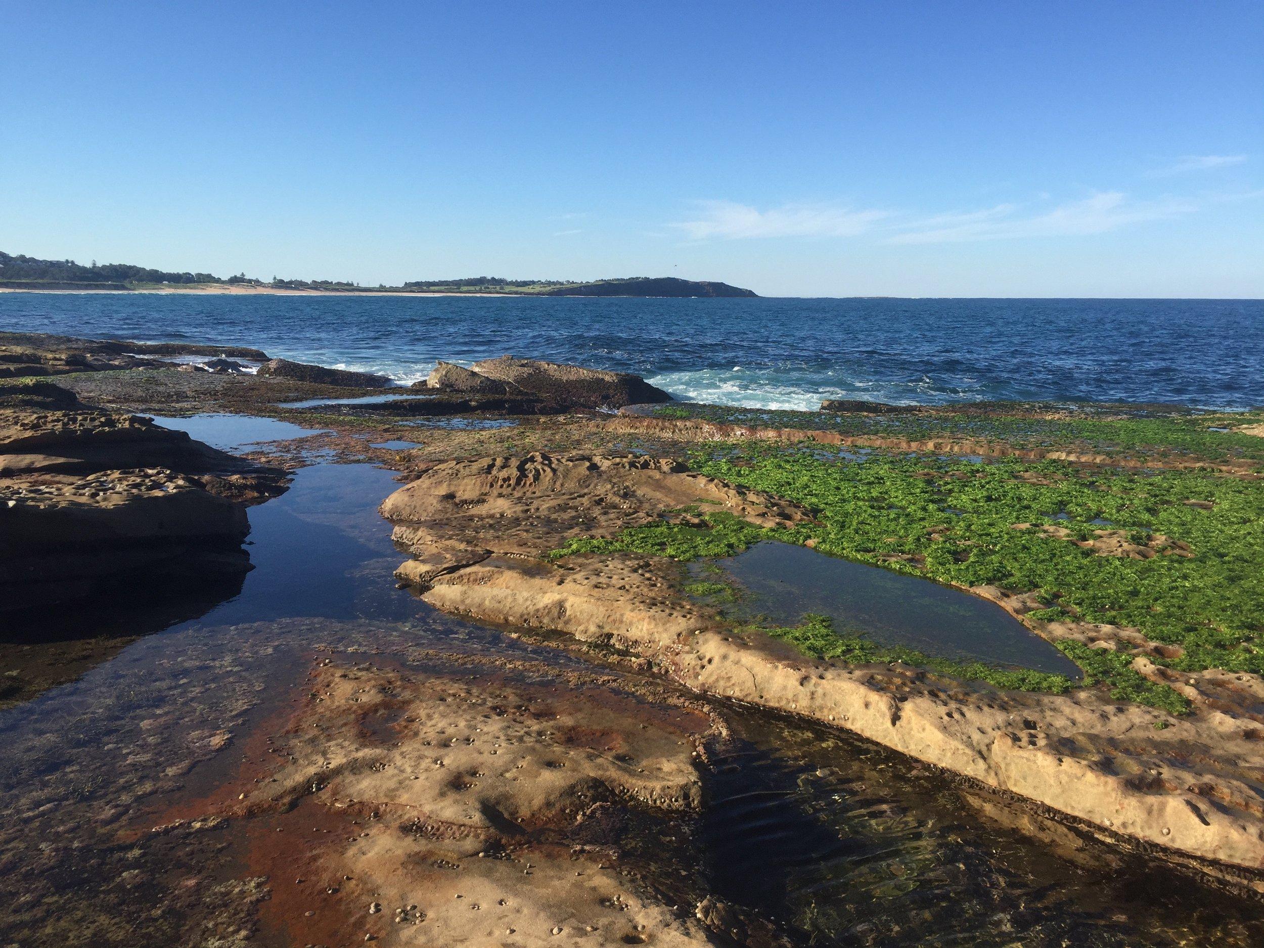 Dee Why Looking Towards Long Reef, NSW