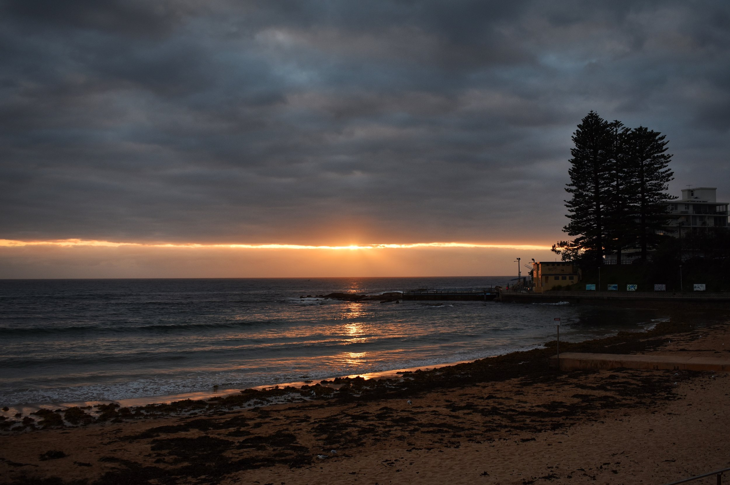 Fire in the Sky - Dee Why