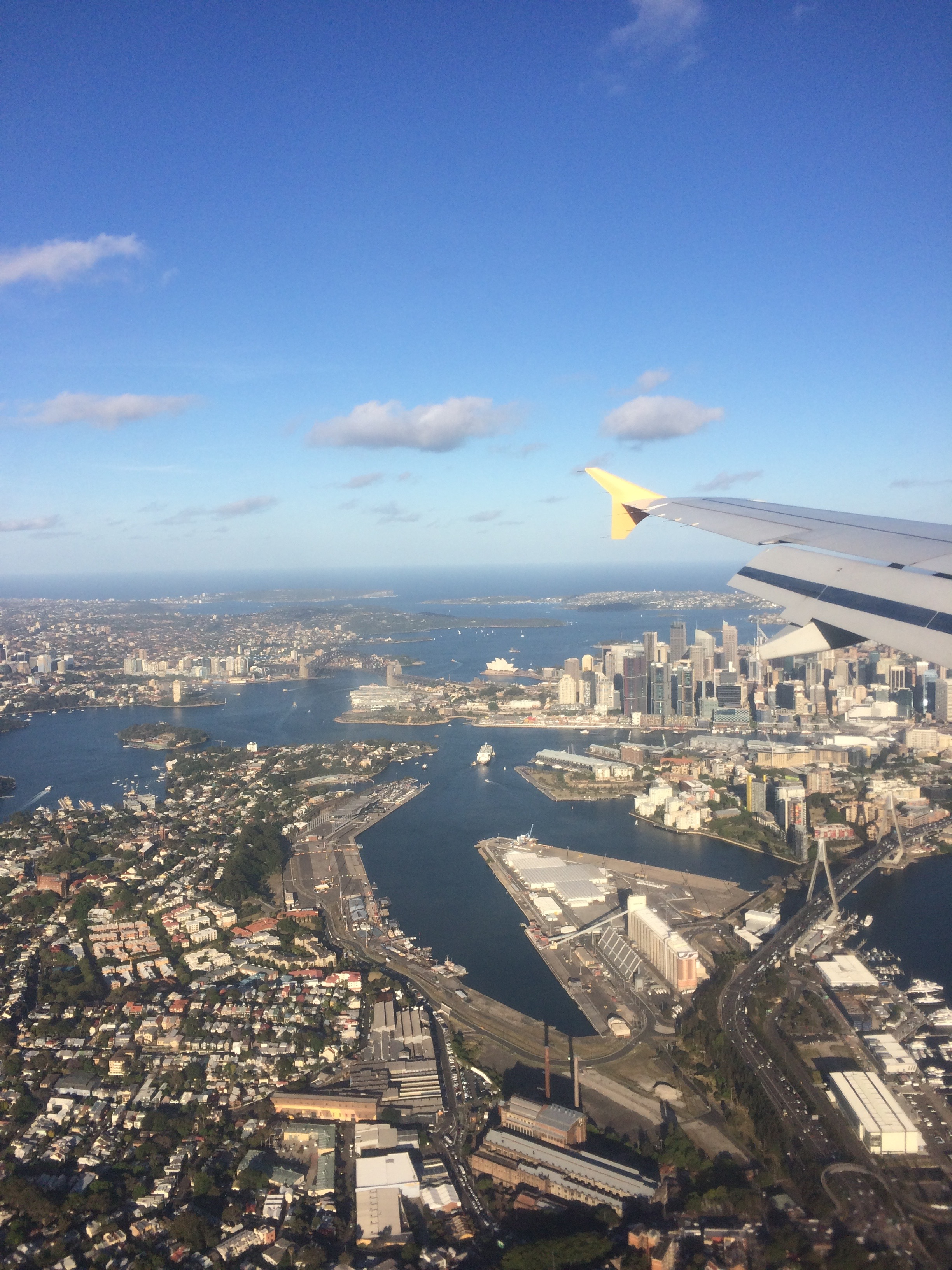 Sydney from the Sky