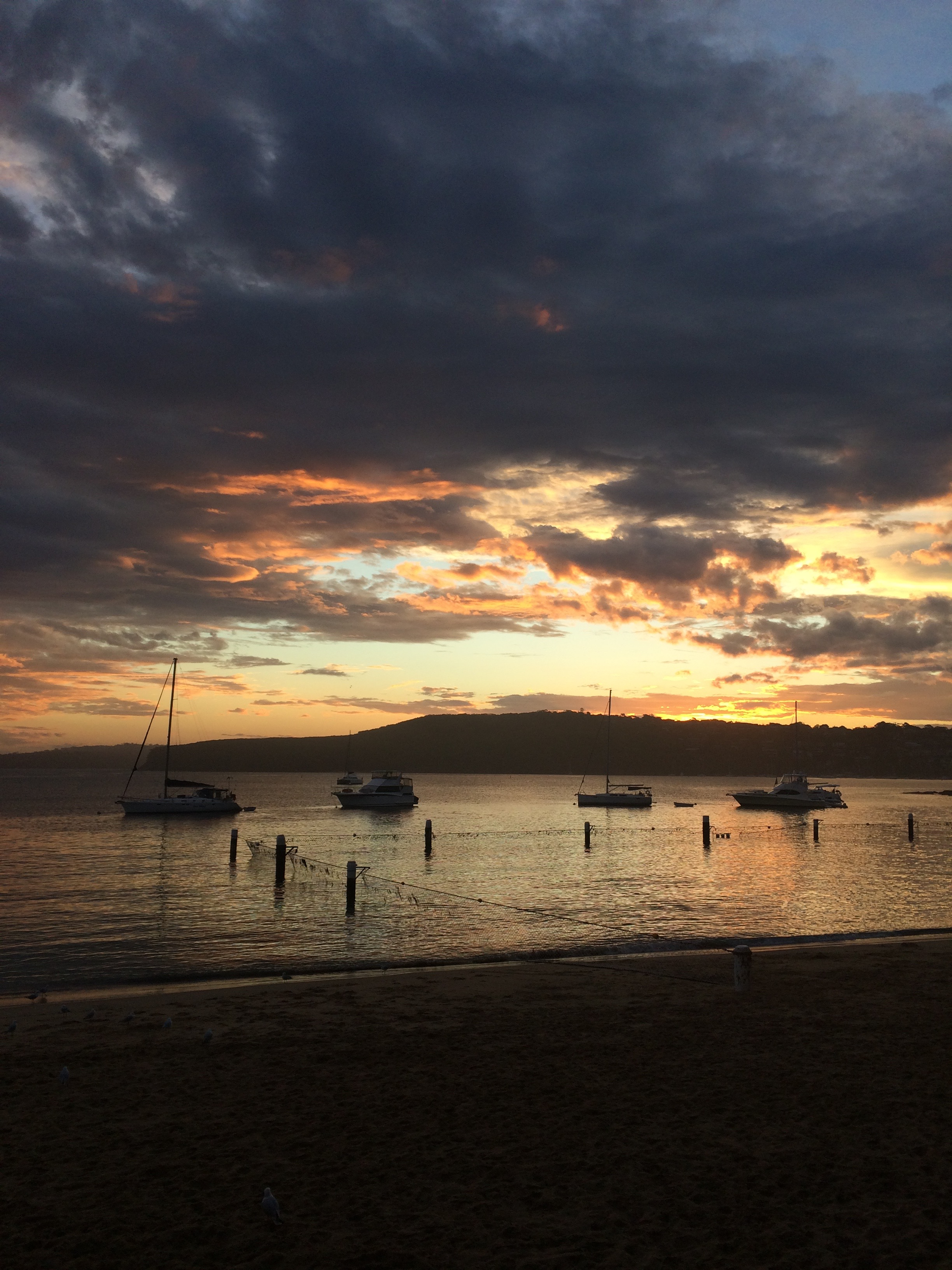 The Wharf at Dusk | Manly