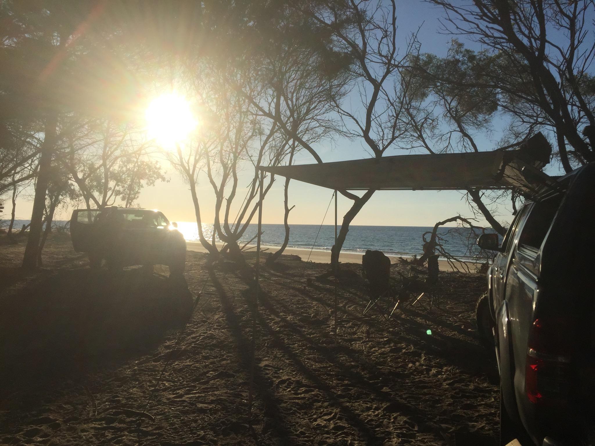Sandy Cape | Fraser Island