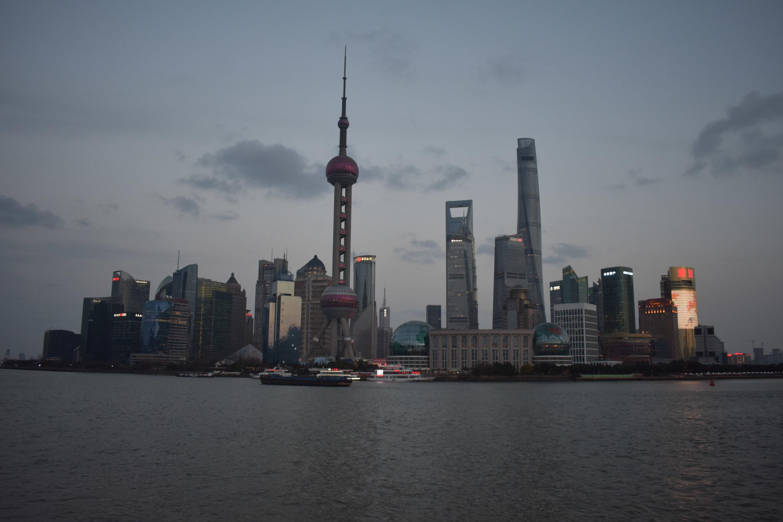 Pudong Skyline | Shanghai