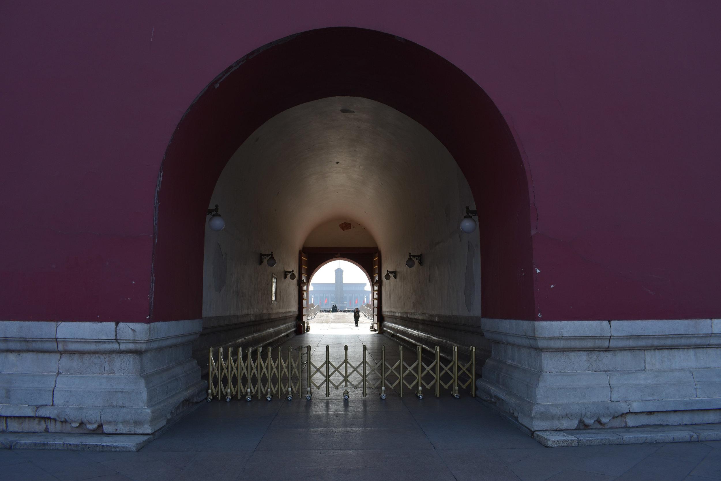 Through the Gates | Forbidden City
