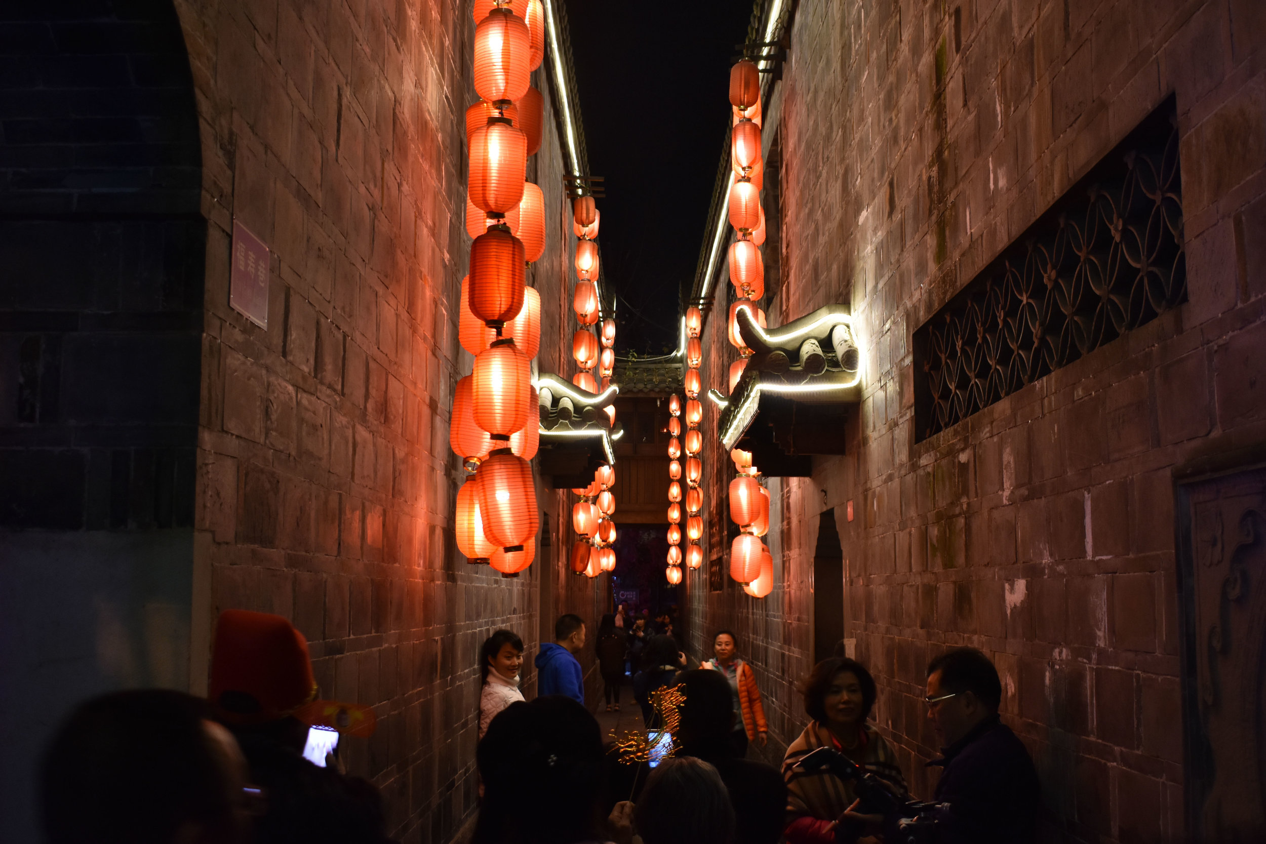 Oldtown Alley Near Wuhou Temple | Chengdu