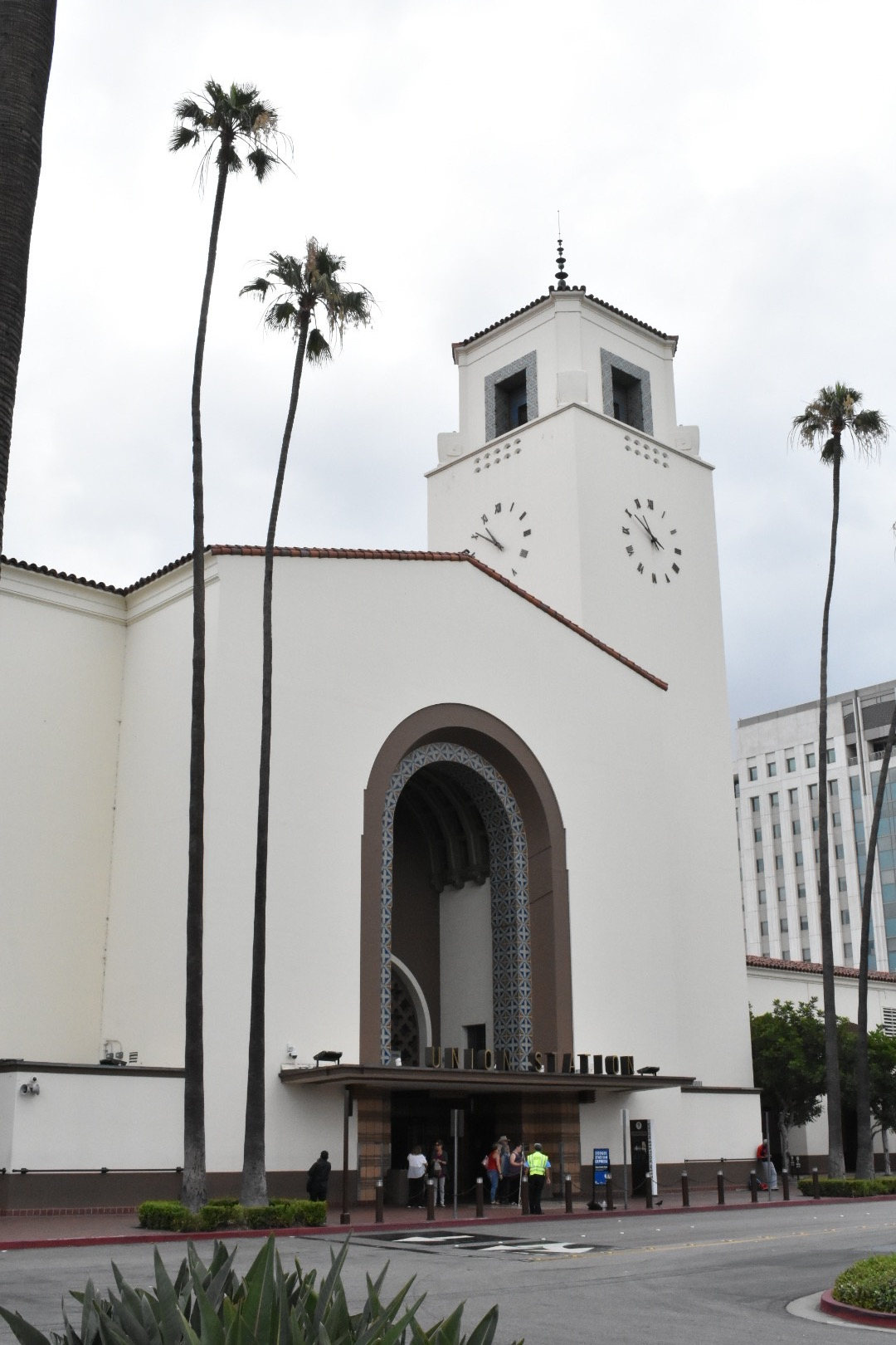 Los Angeles Union Station - The largest in the western US