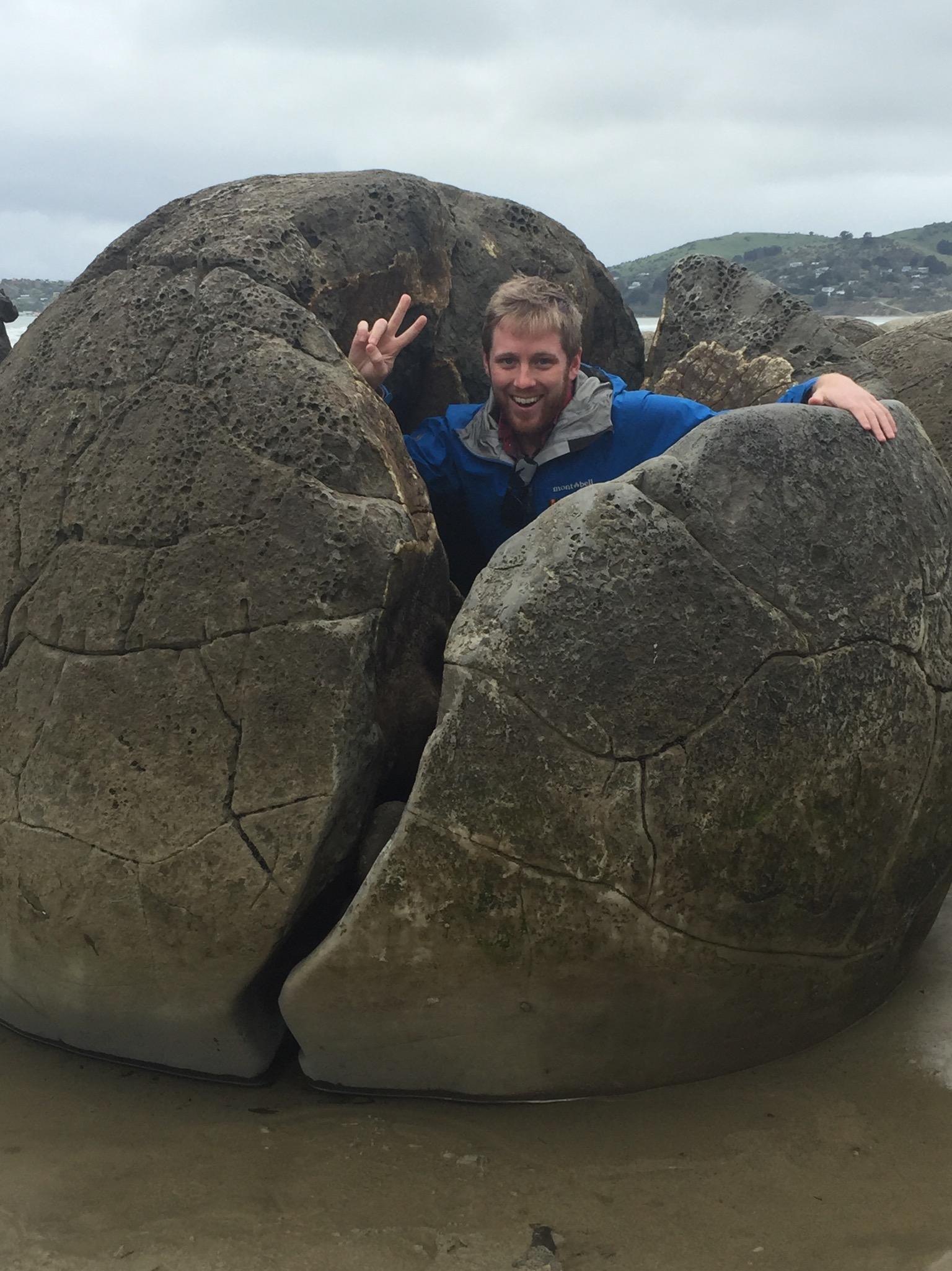 Moerakai Boulders