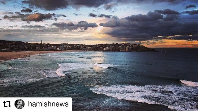 Stunning!  #Repost @hamishnews with @kimcy929_repost • • • • • • Monday afternoon.