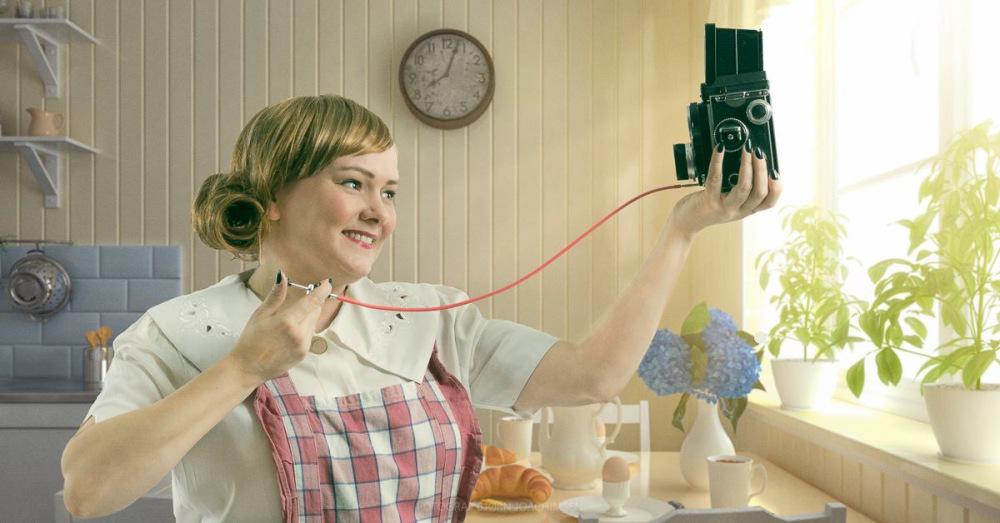 Grunnkurs i fotografering i Tromsø – lær å bruke kameraet ditt. ©Bjørn Joachimsen
