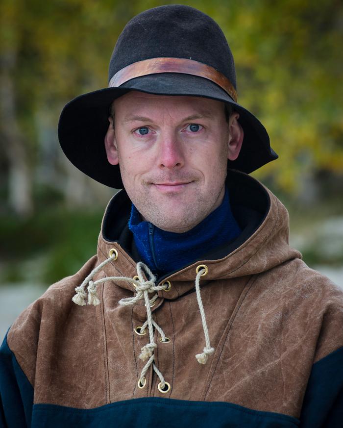 Fotograf Lars Andreas Dybvik.