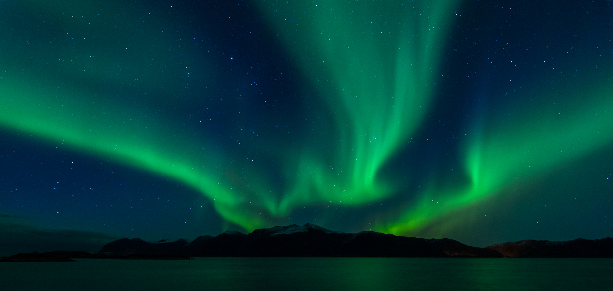 Aurora Borealis. ©Bjørn Joachimsen.