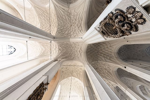 Maria Basilika. Gdansk, Poland. #gdansk #visitgdansk #visitpoland #poland #mariabasilika #cathedral #basilika #church #architecture