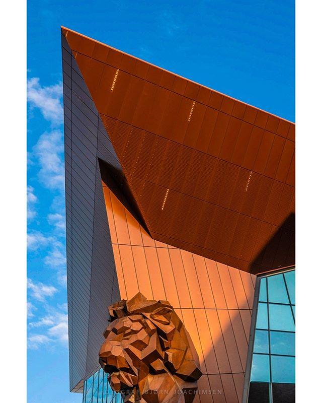 #gdansk #visitgdansk #visitpoland #poland #architecture #lion #shoppingcentre