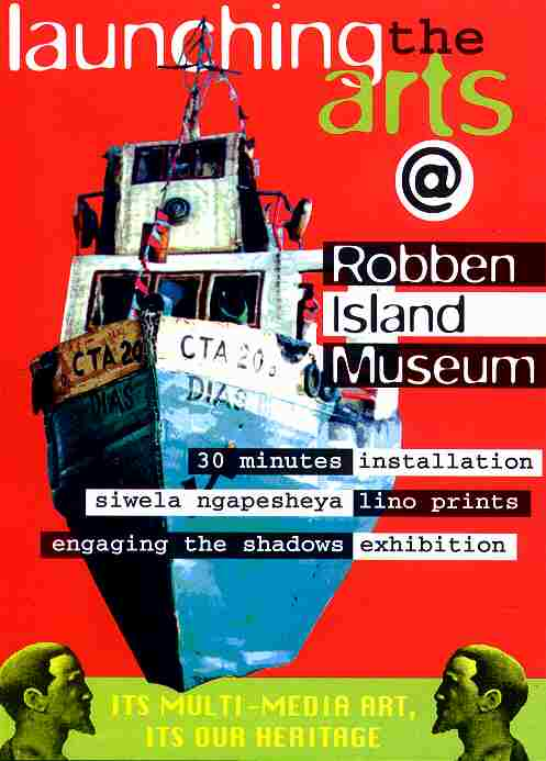 Launching the Arts and Robben Island