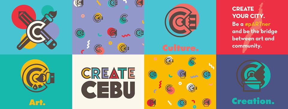 Branding of Create Cebu