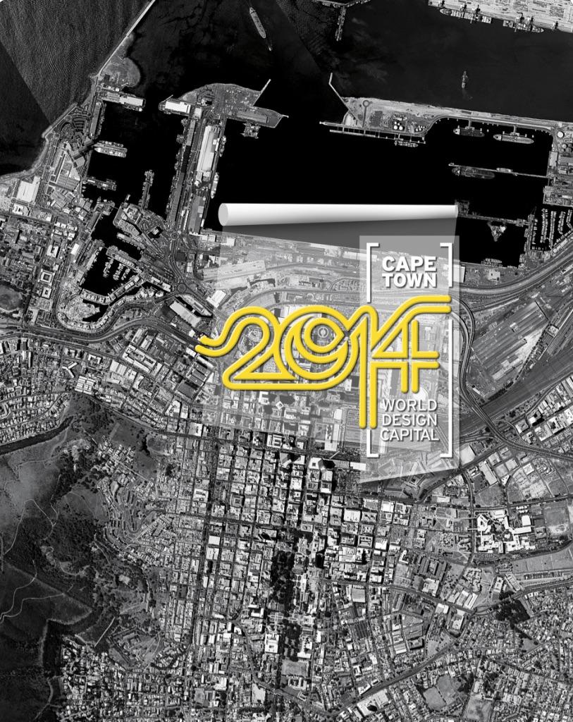Branding for the WDC Bid 20114 was designed by Bruno Morphet, Plan B.