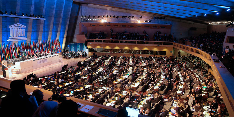 The 10th anniversary of the passing of the 2005 Convention at UNESCO
