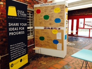The public participation process to develop the Langa Cultural Precinct change program