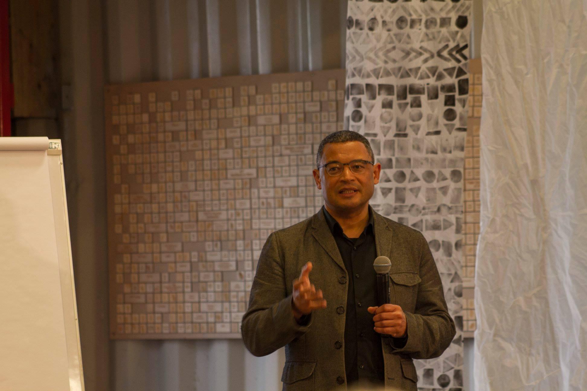 Prof. Edgar Pieterse