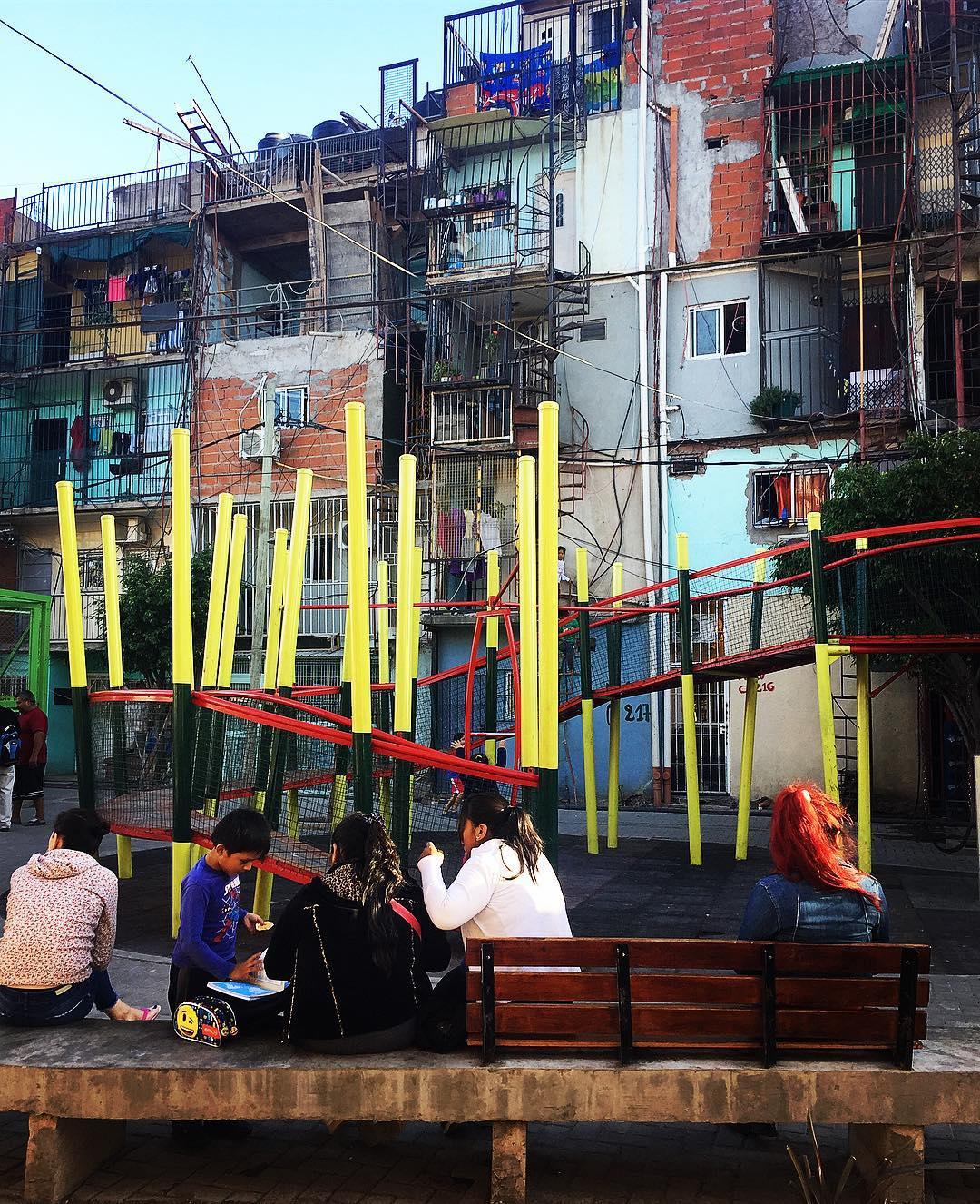 Playpark in Barrio 31