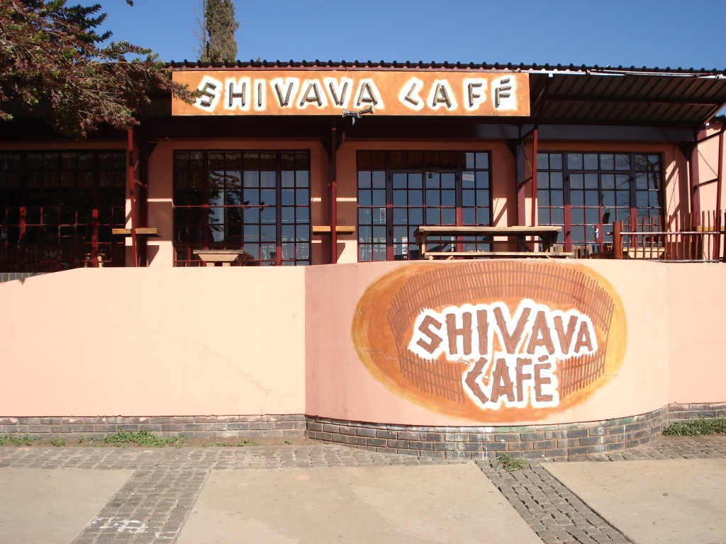 Shivava Cafe - an artists hang out pre 2007 which hosted music and spoken word. The venue was forced to close.