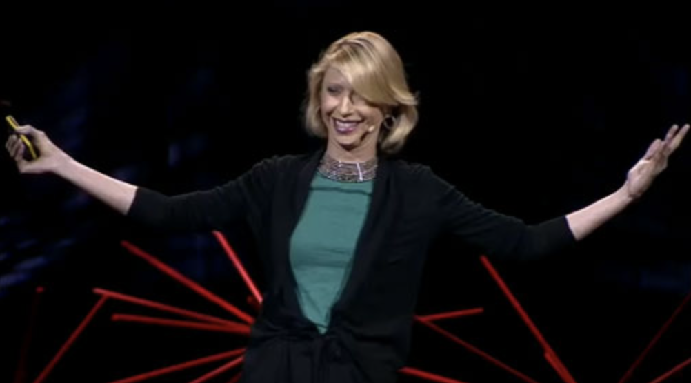 Click here to watch Your body language may shape who you are - Amy Cuddy