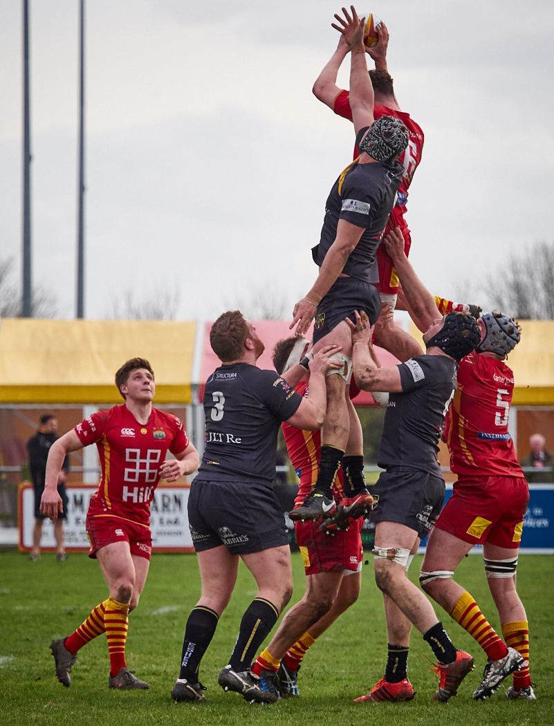 Lineout 1