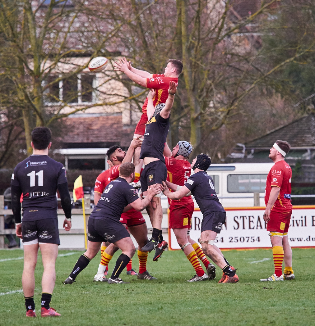 Lineout 3