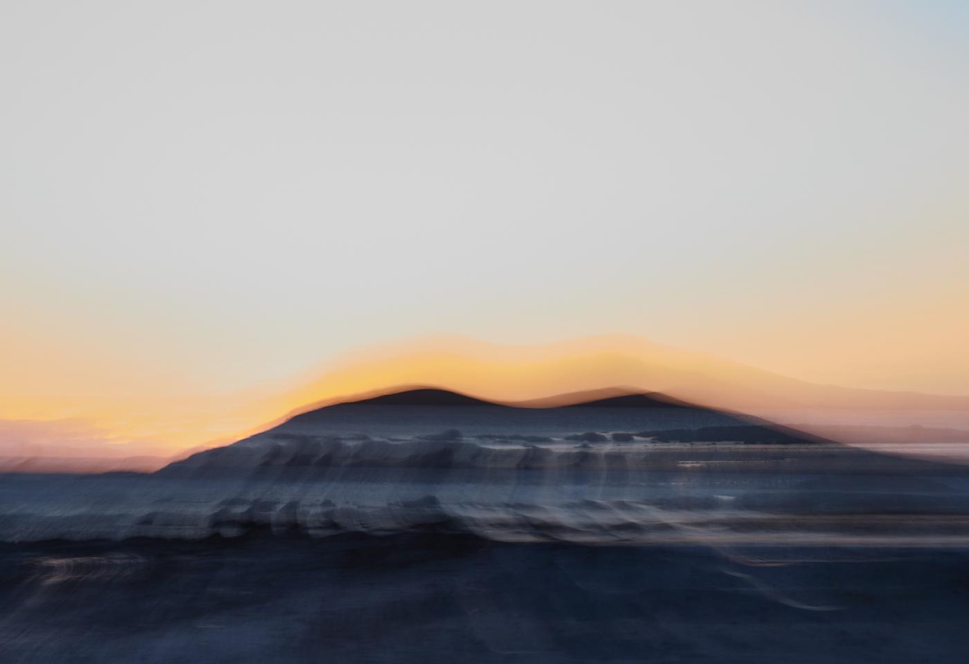 Orosay sunset