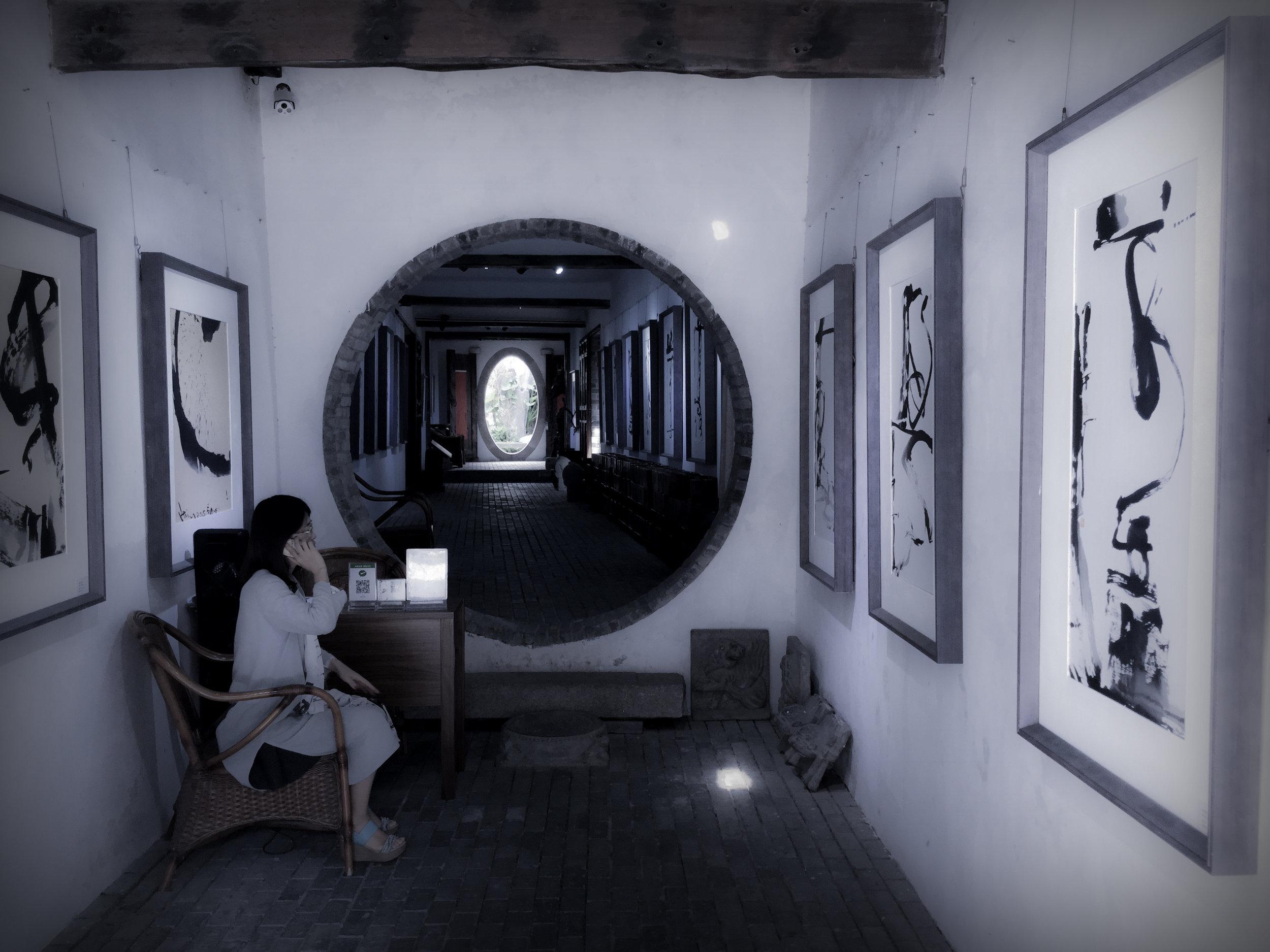 大芬 - Dafen Art Village, Shenzhen, China