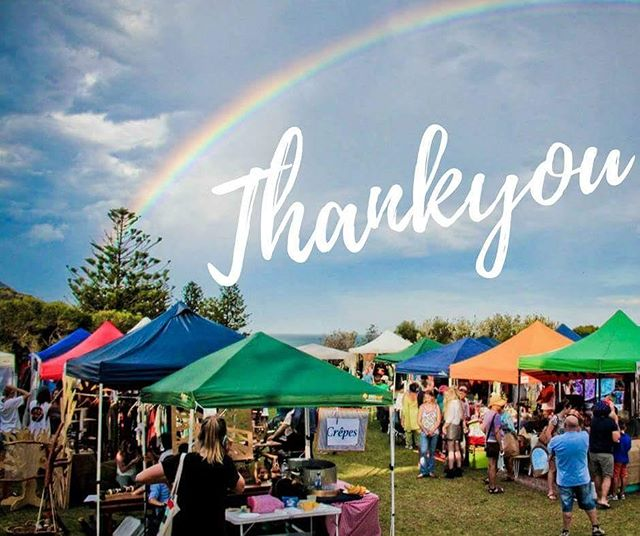 This year has been absolutely wonderful and we want to thank each and every single one of you for your support, attendance, community spirit and all the wonderful love that has made this market the one that it is today and we are so proud.  We can't wait to see you back in 2017, We hope your Christmas is made up of laughter, joy and the simple things in life.  Stay safe on the roads if you are travelling. See you back in 2017!! - CM xx  #coledalemarkets #northwollongong #thankyou #welovethegong #community #2016 #marketlyf #wollongong