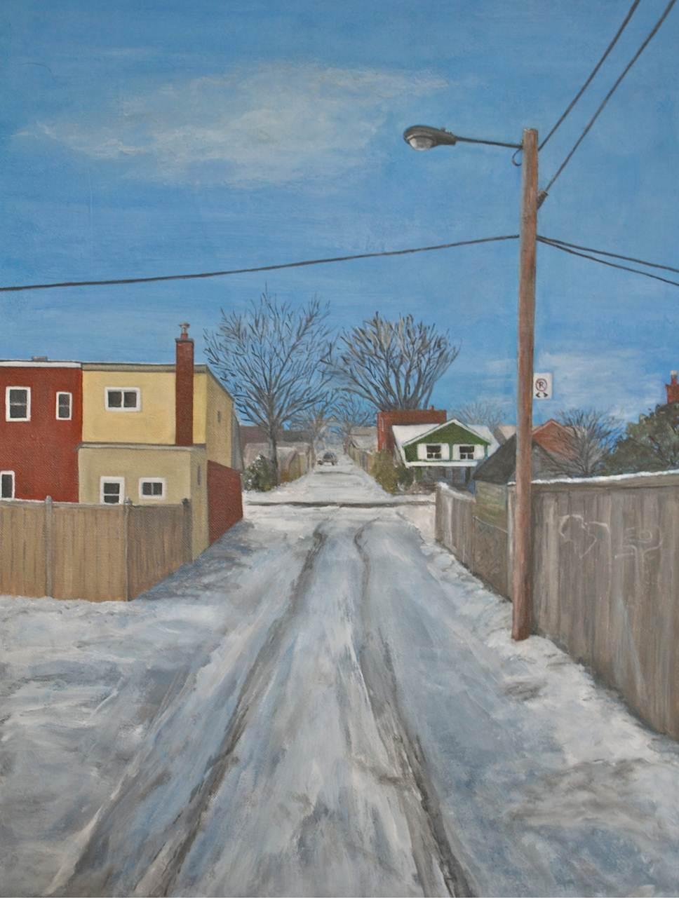 A Lumsden Lane
