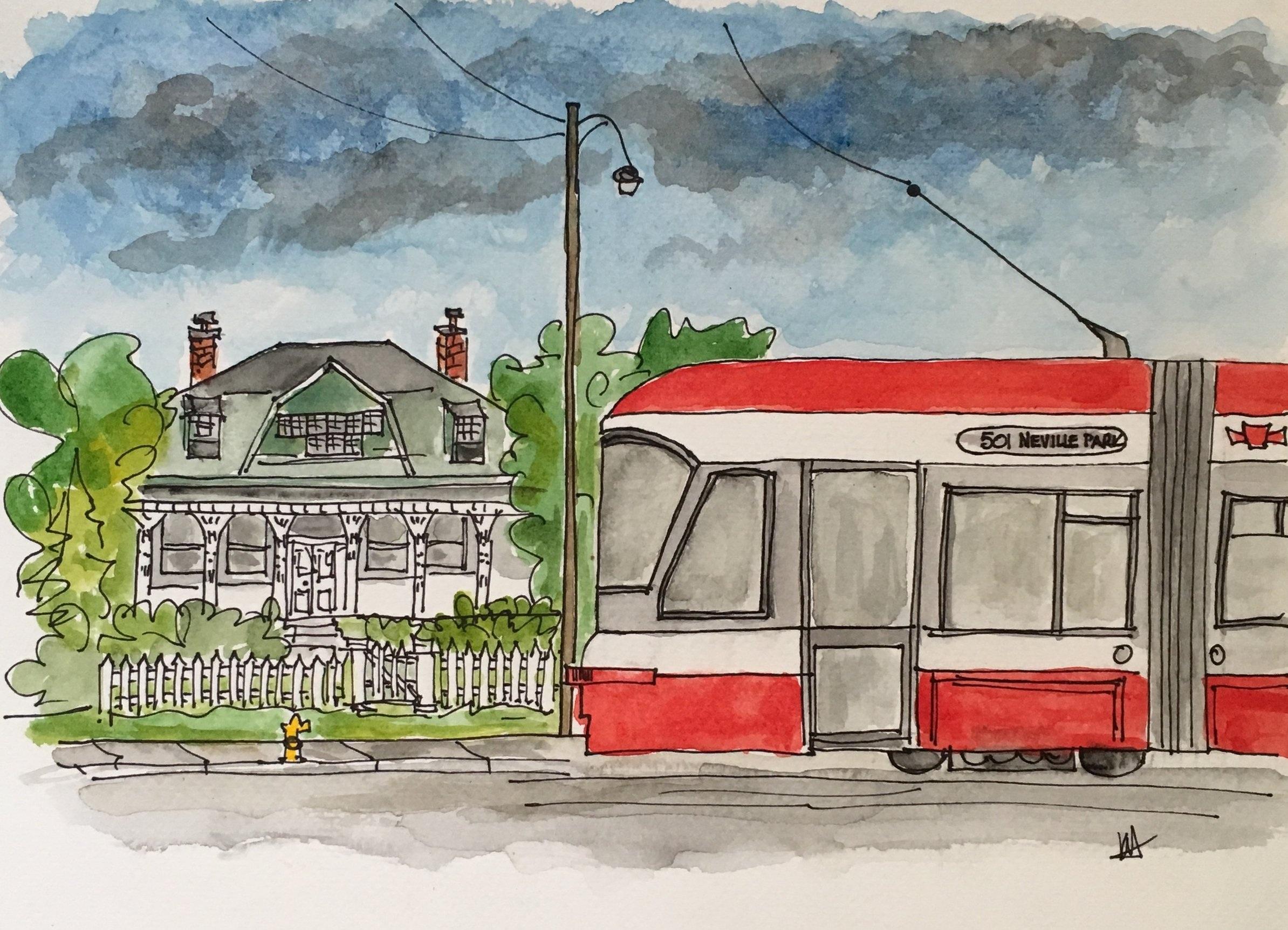 New Streetcar