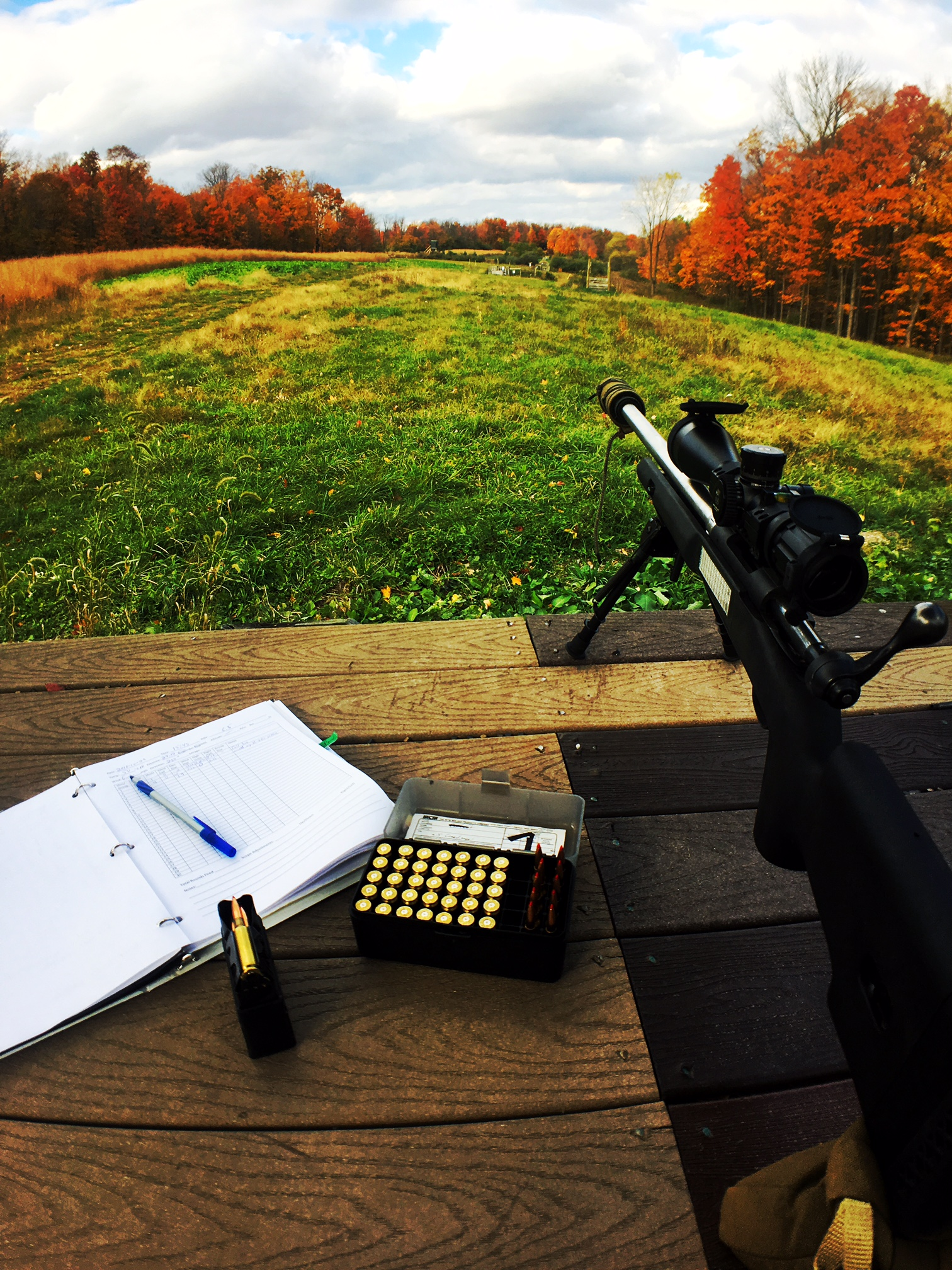 The logbook is one of the most critical pieces of the long-range shooting puzzle. Without historical data to work from, you're starting from scratch every time.