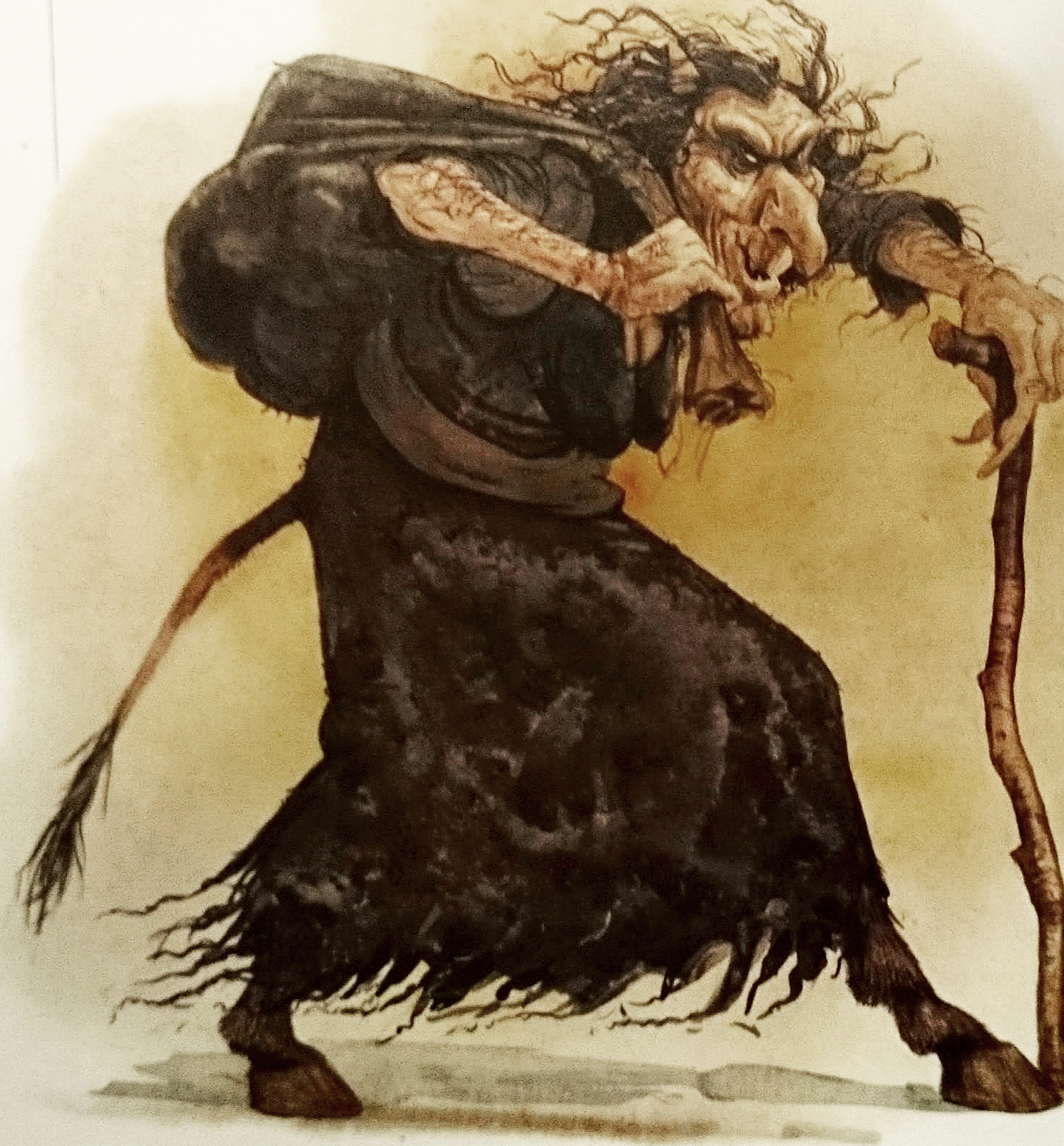 Holiday Horrors: Gryla and the Yule Lads — D. William Landsborough